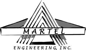 Martel Engineering, Inc. Logo